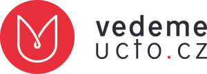 Logo vedemeucto.cz